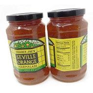 Seville Orange Marmalade Trader Joes 2 Bottles Each 17.5 Oz