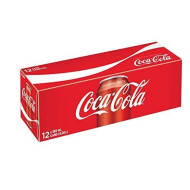 Coca-Cola Coke Classic 355 Ml 12 Pack, Soft Drinks - Imported From Canada