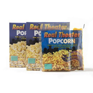 Wabash Valley Farms All Inclusive Popping Kits - Real Theater Popcorn - 5 Kit - 2 Pack
