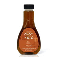 Choczero'S Caramel Sugar-Free Syrup. Low Carb (1 Gram Net Carb), No Sugar, No Preservatives, No Sugar Alcohols
