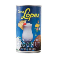 Coconut Cream By Coco Lopez 15 Oz Pack Of 3