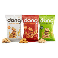 Dang Sticky-Riec Chips, Gluten-Free, Vegan, Non0GMO, 3 Flavor Variety Pack, 3.5 Ounce (3 Count)