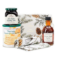 Stonewall Kitchen Pine Breakfast Gift - 4 Piece Gift Set