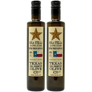 Sola Stella Extra Virgin Olive Oil, 500Ml (16.9Oz), 2 Pack