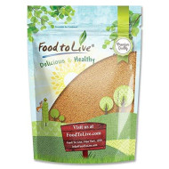 Yellow Mustard Seeds By Food To Live (Kosher, Bulk)