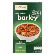 Mother'S Quick Cooking Barley - Case Of 12-11 Oz.