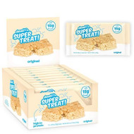 Cloud10 High Protein, Gluten Free, Dairy Free, Kosher, No Artificial Sweeteners, Peanut Free, Non-GMO, Marshmallow Crispy Treats, Original (Pack of 10) (Packaging may vary)