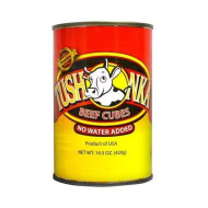 Tushonka Canned Stewed Beef Chunks 14.5 Oz - Pack Of 3