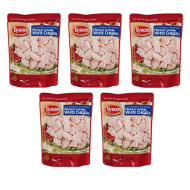 Tyson Premium Chunk White Chicken Breast, 7 Oz (Pack Of 5)