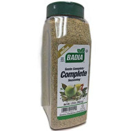 2 PACK Complete Seasoning for Meat Poultry Spices/Sazon Completa Kosher 2x1.75 lb