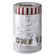 Williams Sonoma Peppermint Hot Chocolate, 12 Oz. (Makes About 8 Cups). - Made In Usa.