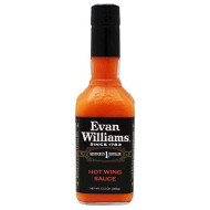 Evan Williams Hot Wing Sauce - 13.5 Oz.