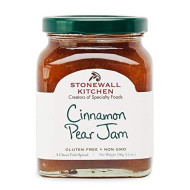 Stonewall Kitchen Cinnamon Pear Jam, 12 Oz