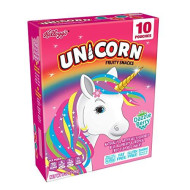 Unicorn, Fruity Snacks, Fat Free, Gluten Free, Dazzle Berry, 8 Ounce
