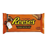 Reeses Peanut Butter Cups Milk Chocolate 1 Pound Packs - Pack Of 4 - Gluten Free - Great Gift For The Holidays, Valentines Day, Or Easter (Pack Of 4)