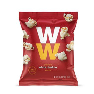 Ww White Cheddar Popcorn - Gluten-Free, 2 Smartpoints - 12 Bags Total - Weight Watchers Reimagined