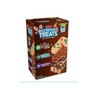Kellogg's Rice Krispies Treats Variety Pack, 60 ct./0.78