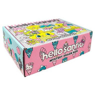 Sanrio Hello Kitty Snack Box