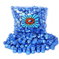 Crazyoutlet Pack - Rolo Chewy Caramel Light Blue Foils Wrap Milk Chocolate Candy, It'S A Boy Party Candy, 2Lbs