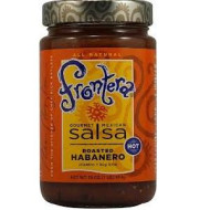 Frontera Very Hot Habanero Salsa (6X16 Oz)