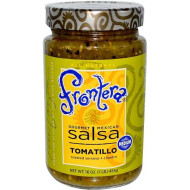 Frontera Medium Tomatillo Salsa (6X16 Oz)