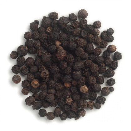 Frontier Herb Whole Black Peppercorns (1X1Lb)