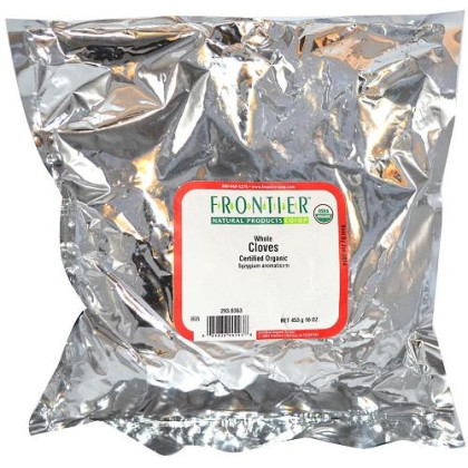 Frontier Herb Select Whole Cloves (1X1.92 Oz)