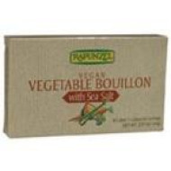 Rapunzel Vegetable Bouillon With Sea Salt (12X2.97 Oz)