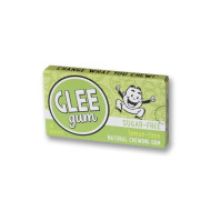 Glee Gum Sugar Free Lemon Lime Gum Box (12X16 Ct)