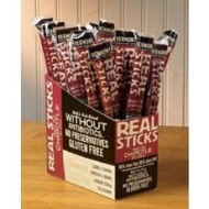 Vermont Smoke & Cure Realsticks Chipotle (24X1Oz)