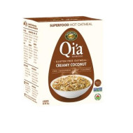 Nature'S Path Qi'A Superfoods Hot Oatmeal Creamy Coconut (6X8 Oz)