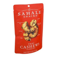 Sahale Snacks Sahale Thai Cashews (6X4 Oz)