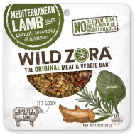 Wild Zora Lamb With Rosemary And Spinach (10X1 Oz)