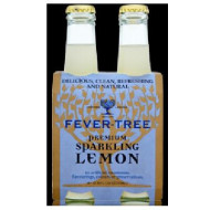 Fever-Tree Sparkling Lemon Water (6X4Pack )