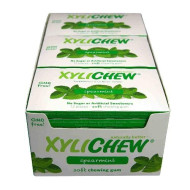 Xylichew Spearmint Gum, Display (24X12 Pc)