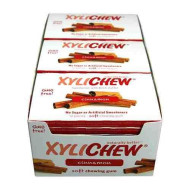 Xylichew Cinnamon Gum, Display (24X12 Pc)