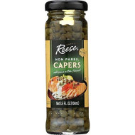 Reese Non Pareil Capers, 3.5-Ounces (Pack Of 12)