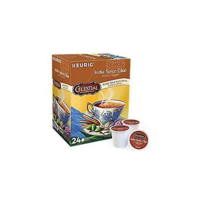 Bigelow Vanilla Chai Tea Bags 20-Count Boxes (Pack Of 6) Caffeinated Individual Black Tea Bags, For Hot Tea Or Iced Tea, Drink Plain Or Sweetened With Honey Or Sugar
