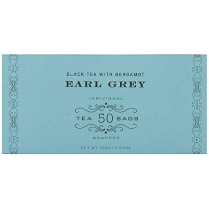 Harney & Sons Earl Black Tea, 50 Tea Bags
