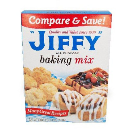 Jiffy Biscuit Baking Mix 40 Oz - 4 Unit Pack