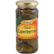 Roland, Caperberries Wild, 8.25 Ounce