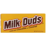 Milk Duds Chocolate And Caramel Candy, 5 Ounce (Pack Of 12)