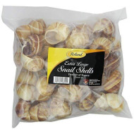 Roland Snail Shells, Extra Large, 36 Count