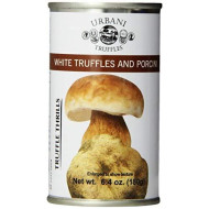 Urbani Truffles Truffle Thrills, White Truffles And Porcini, 6.4 Ounce Can