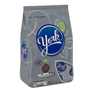 York Dark Chocolate Peppermint Patties, Candy, 40 Ounce Bulk Candy