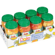 Dole Tropical Fruit, 23.5 Ounce Jars (Pack Of 8)