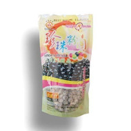 Tapioca Pearl Gluten Free For Gourmet Boba Bubble Tea 250G/8.8 Oz (Black)