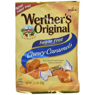 Werther'S Originals Sugar Free 2.75 Bags 2 Pack New Sugar Free
