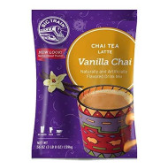 Big Train Vanilla Chai Tea Latte, 3 Lb (1 Count) Powdered Instant Chai Tea Latte Mix, Spiced Black Tea With Milk, For Home, Cafe, Coffee Shop, Restaurant Use