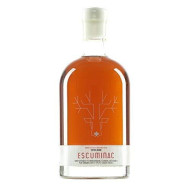 Award Winning Escuminac Unblended Maple Syrup Canadian Grade A - Extra Rare - Pure Organic Single Forest - Smooth Velvety 16.9 Fl Oz (500Ml) - Pancakes, Desserts And Drinks - Valentines Day Gift